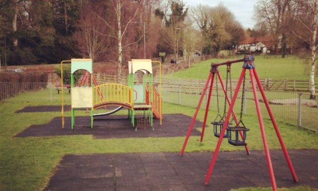 Chalfont St Giles village playground
