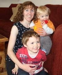 Marvellous Mum – Susan Jarman