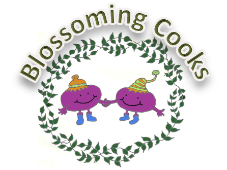 Blossoming logo