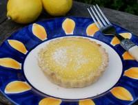 Valentines Meal – Tarte au Citron – Dessert