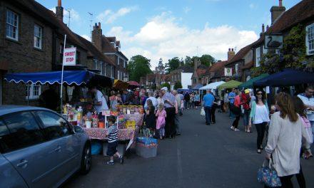 Denham Village Fayre 2014