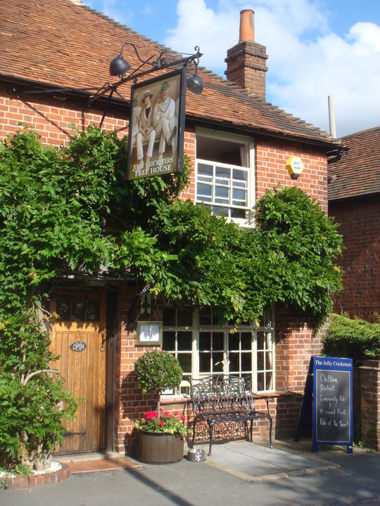 Dog Friendly Pubs Gerrards Cross