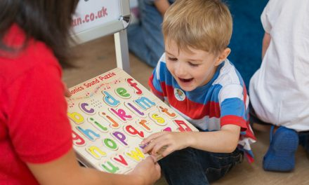 PHONICS FUN COMES TO BUCKS