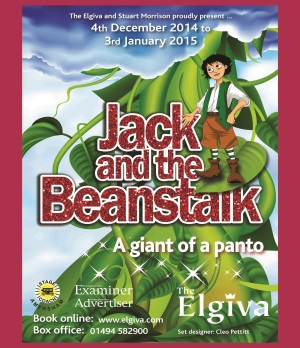 It's nearly time for Panto!