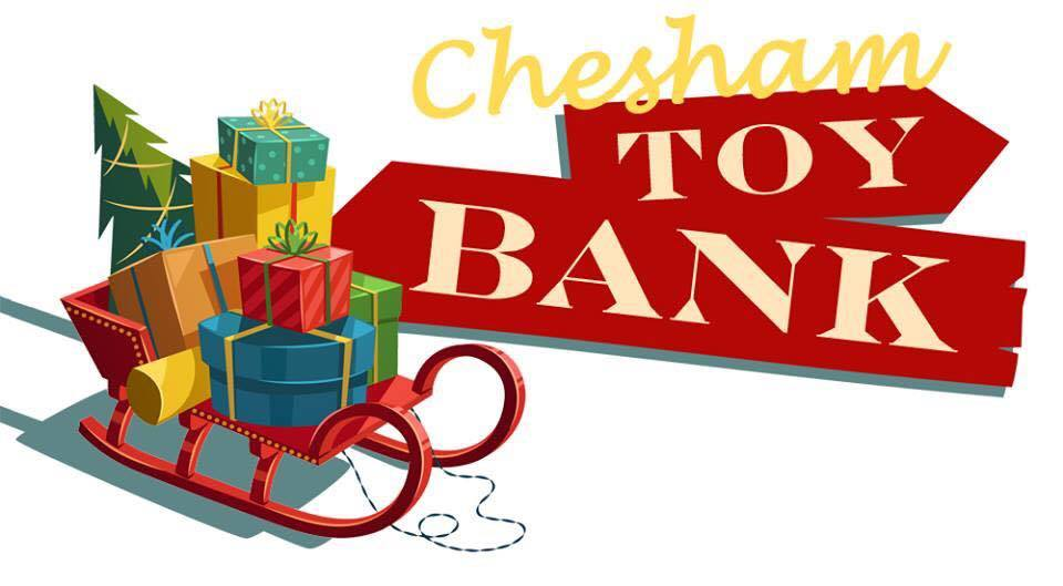 CHESHAM CHRISTMAS TOY BANK