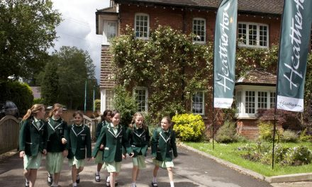 March Open Mornings at Heatherton House School