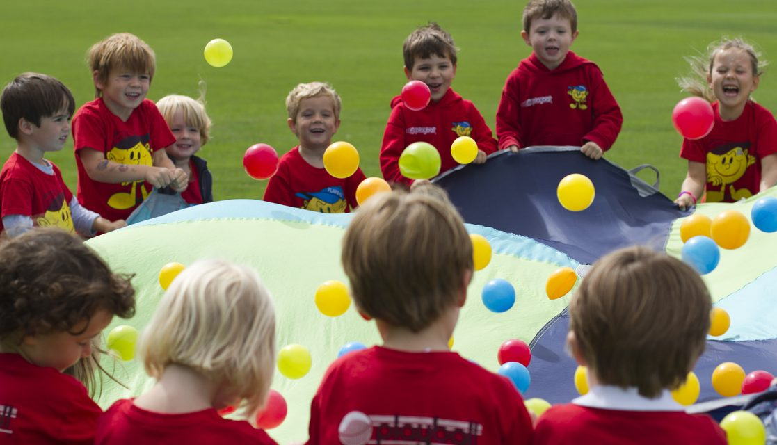 SPECIAL OFFER: PLAYBALL SOUTH BUCKS SUMMER CAMP DISCOUNT FOR CHILTERN CHATTER READERS