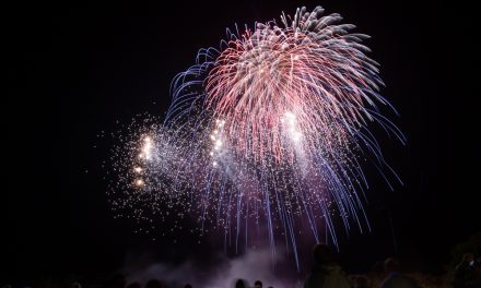 BONFIRE & FIREWORKS DISPLAYS 2015