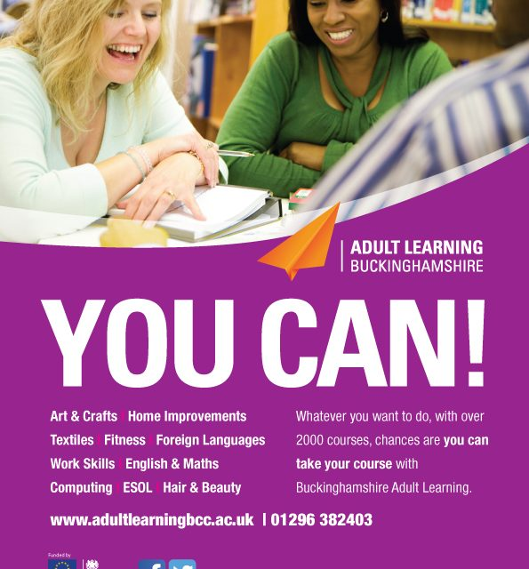 YOU CAN WITH BUCKS ADULT LEARNING