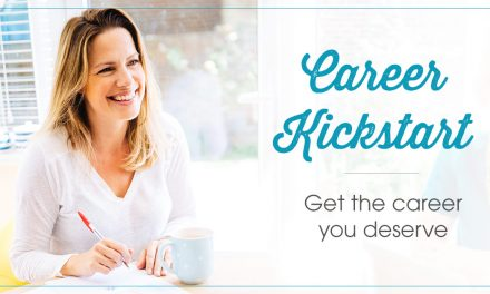 GET THE CAREER YOU DESERVE!