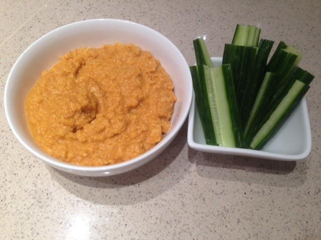 Rustic Hummus