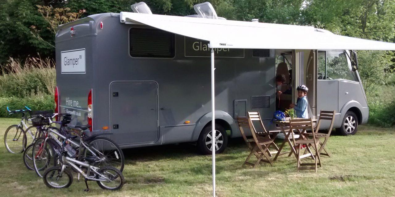 GET SET, GO FOR A GLAMPERRV SPRING FAMILY ADVENTURE