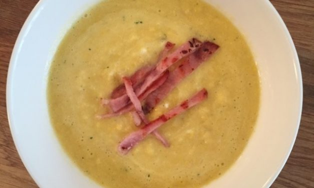 Sweetcorn Chowder