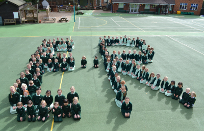 Local School Prepares For Historic Queen's Visit