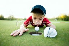 FANTASTIC GOLF TRAINING CAMP FOR KIDS!
