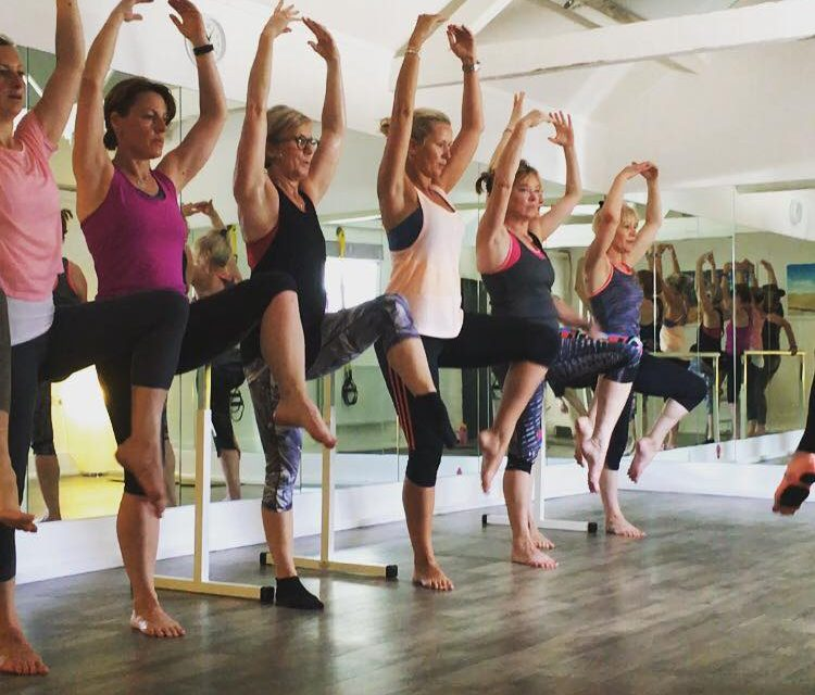LIFESTYLE REVIEW: BARRE AT MELISSA SCOTT TOTAL BODY TRAINING
