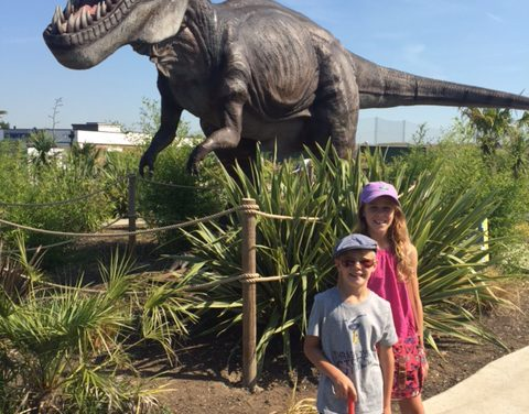 DINOSAUR ESCAPE – CHILTERN CHATTER REVIEW