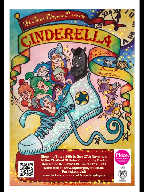 CINDERELLA – FAMILY FRIENDLY PANTOMIME – Not-to-be-missed!