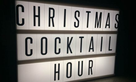 CHRISTMAS COCKTAIL HOUR