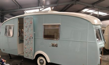 INTRODUCING THE VINTAGE CARAVAN HOTEL