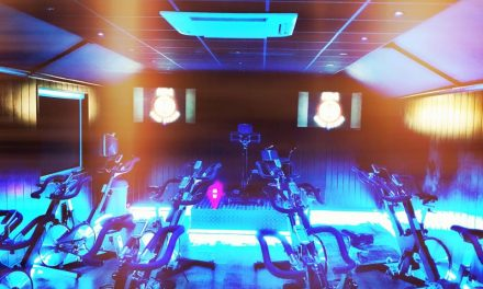 NEW BOUTIQUE INDOOR CYCLE STUDIO RIDE45: REVIEWED