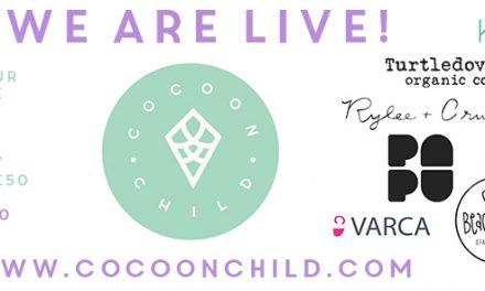Beautiful new online children's wear shop – Launch Offer