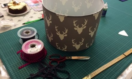 REVIEW: LAMPSHADE PARADE WORKSHOP