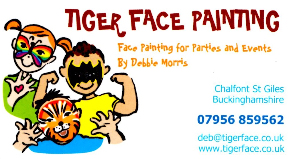 FACE PAINTING FOR CHILDREN'S (AND GROWN UP'S!) PARTIES