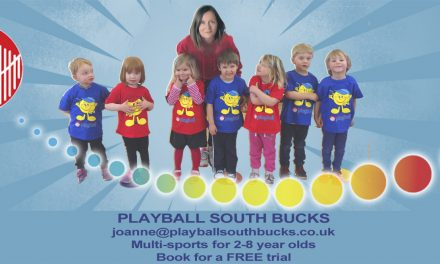 Playball South Bucks – Autumn Timetable Online