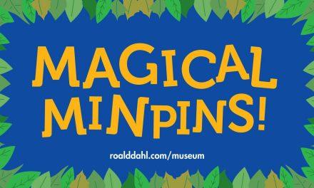MAGICAL MINPINS ROALD DAHL DAY CELEBRATIONS