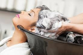 FREE luxury hair treatment & head massage
