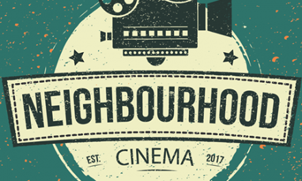 Neighbourhood cinema is popping up in Beaconsfield this Christmas!