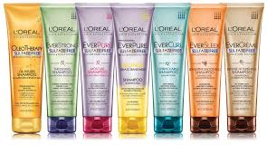 Complementary L'Oréal in salon conditioning treatment