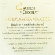 Auberge Du Chocolat – Valentines Extravanganza
