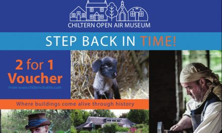 2 FOR 1 ENTRY TO CHILTERN OPEN AIR MUSEUM