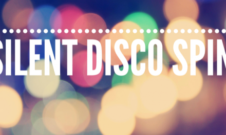 SILENT DISCO SPIN THIS WEEKEND
