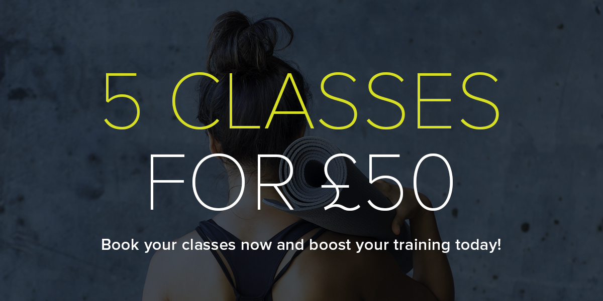 Melissa Scott TBT – 5 for £50 Summer Offer