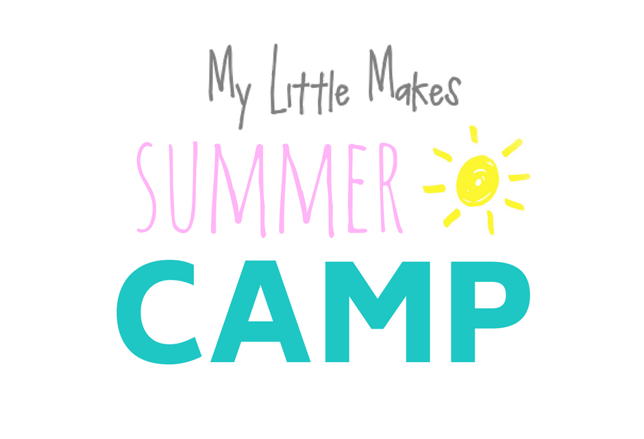 My Little Makes Art, Craft & Creativity Summer Camp