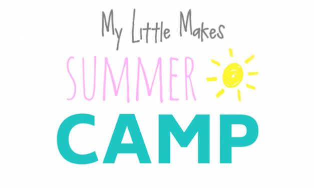 My Little Makes Art, Craft & Creativity Summer Camp