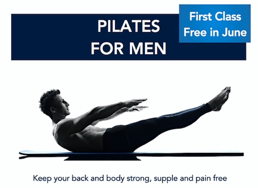 Pilates for Men at The Bagnall Centre