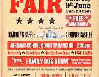 Jordans Village Fair