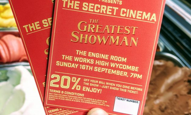 THE SECRET CINEMA AT THE WORKS – SOLD OUT. NEW DATES ANNOUNCED SOON!