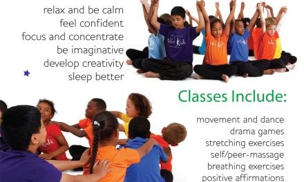 Relax Kids Classes – Magical Adventures (5-8 years) and Chill Skills (8 years+)