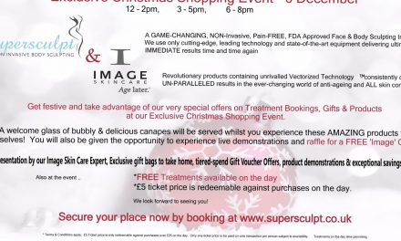 Exclusive Christmas Event – FREE Image Skin Peels and Oxygen Therapy Skin Treatments