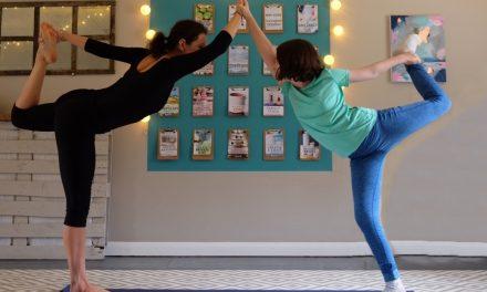 Pre-Teen/Teen Family Yoga