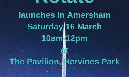 Rotate Amersham Launch