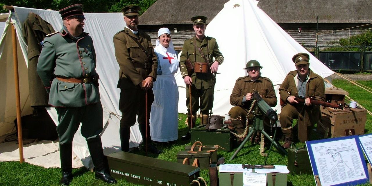Special Entry by donation only at Chiltern Open Air Museum