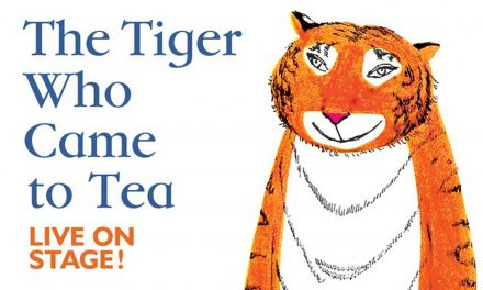 Win a family ticket to The Tiger Who Came to Tea