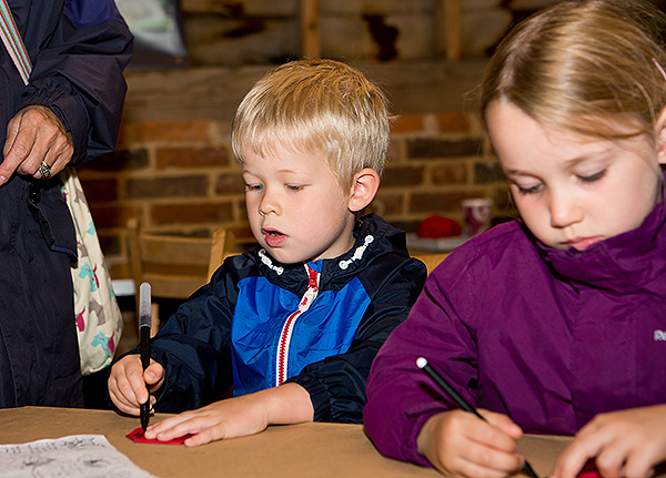 TERRIFIC TUESDAYS AT CHILTERN OPEN AIR MUSEUM