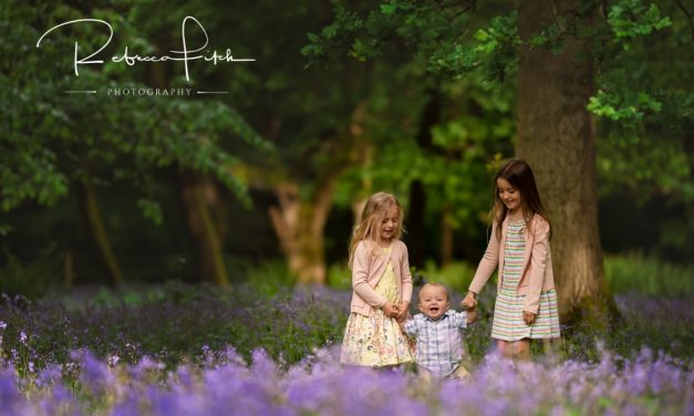 10% off a Bluebell Shoot